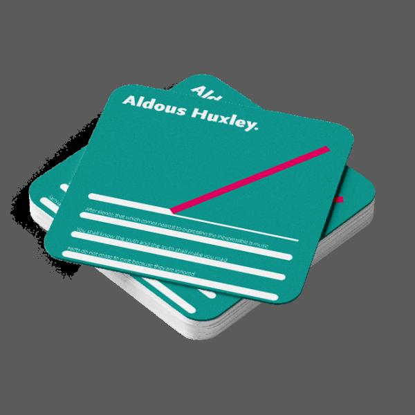 Coaster - Aldous Huxley