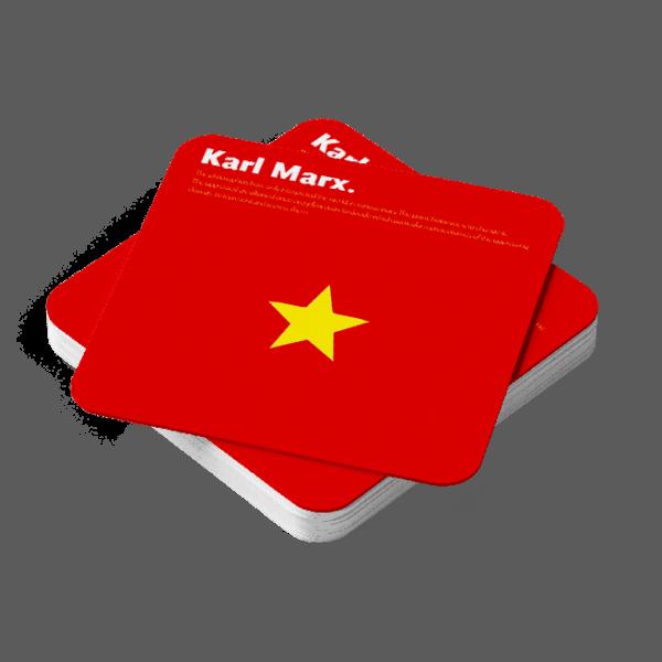 Coaster - Karl Marx