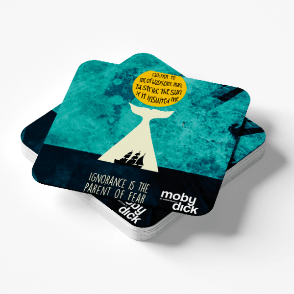 Coaster - Moby Dick