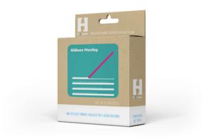 Coaster Packaging Aldous Huxley