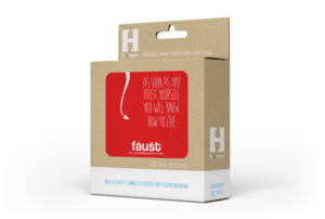 Coaster Packaging Faust