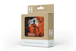 Coaster Packaging Frankenstein