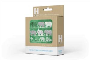 Coaster Packaging Jungle Book
