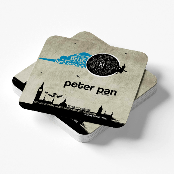 Coaster - Peter Pan