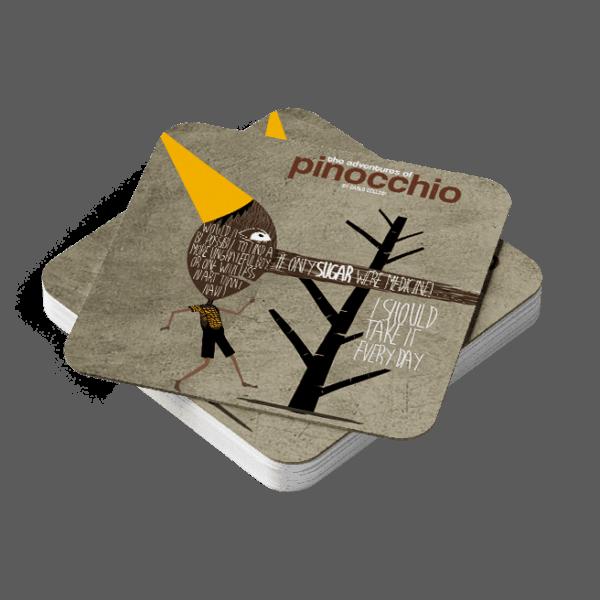Coaster - Pinocchio