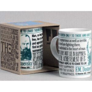 Porcelain Mug - Dostoevsky