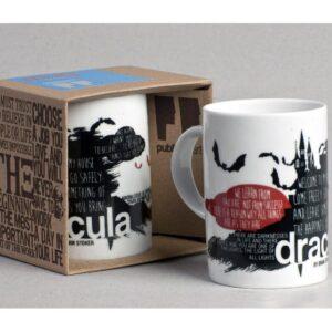 Dracula - Porcelain Mug