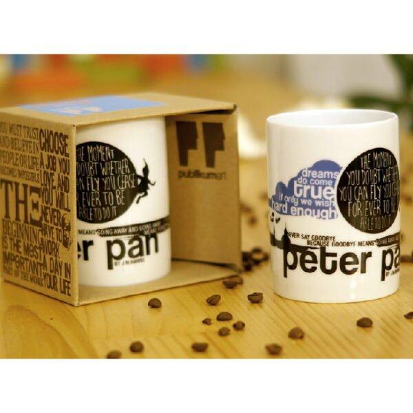 Mug - Peter pan