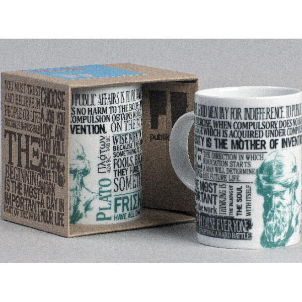 Mug - Plato