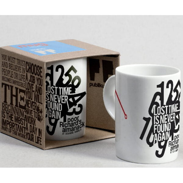 Mug - Poor Richards Almanac