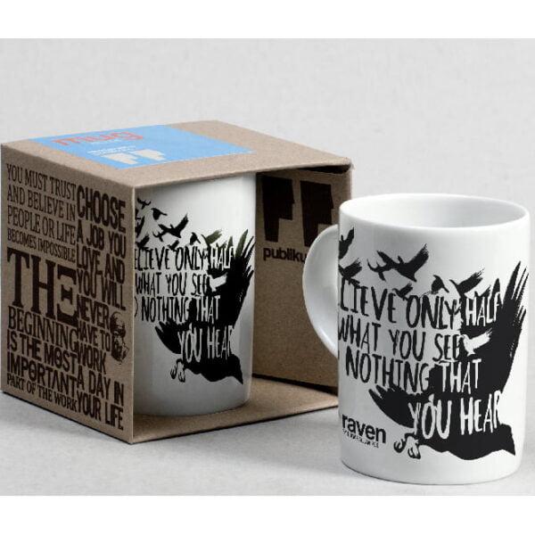 Mug - Raven