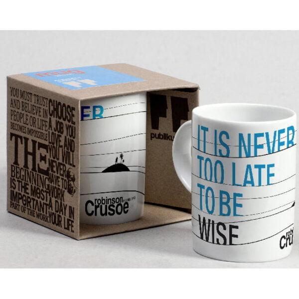 Mug - Robinson Crusoe