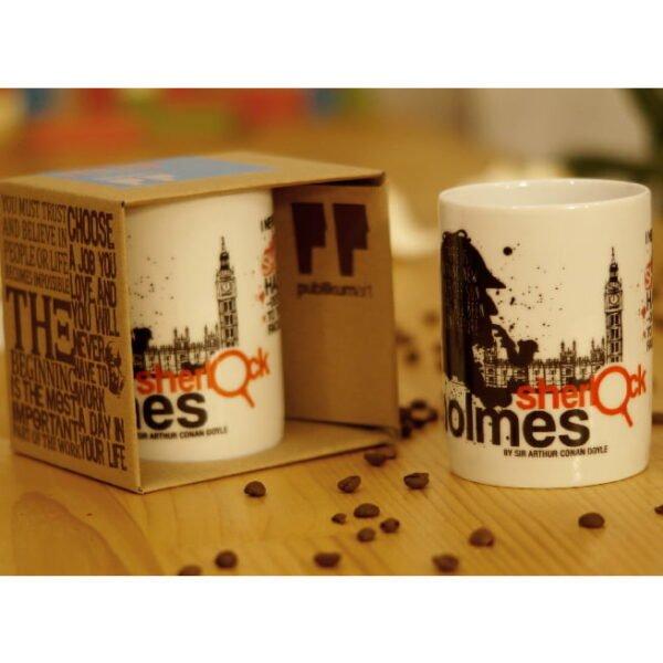 Mug - Sherlock Holmes