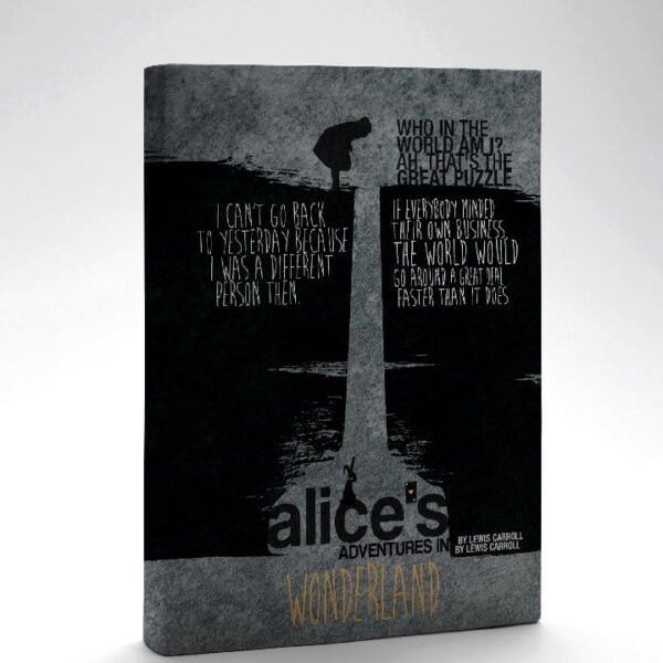Notebook-Alice-Adventures-in-Wonderland