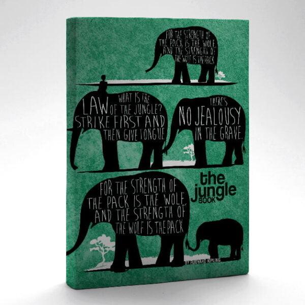 Notebook - Jungle Book
