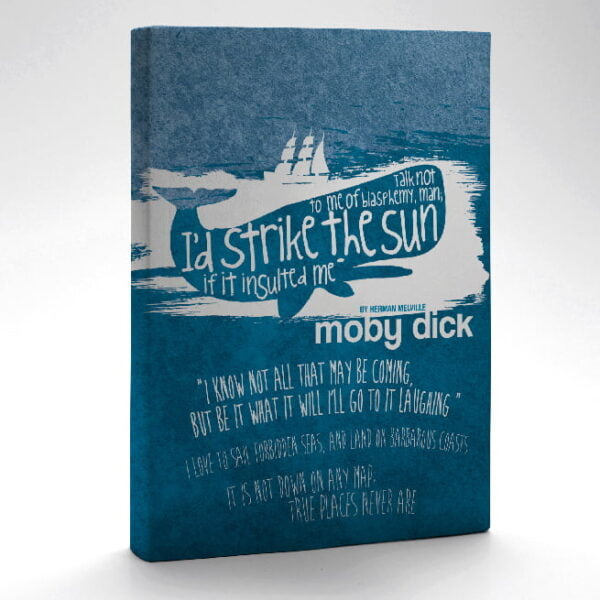 Notebook - Moby Dick