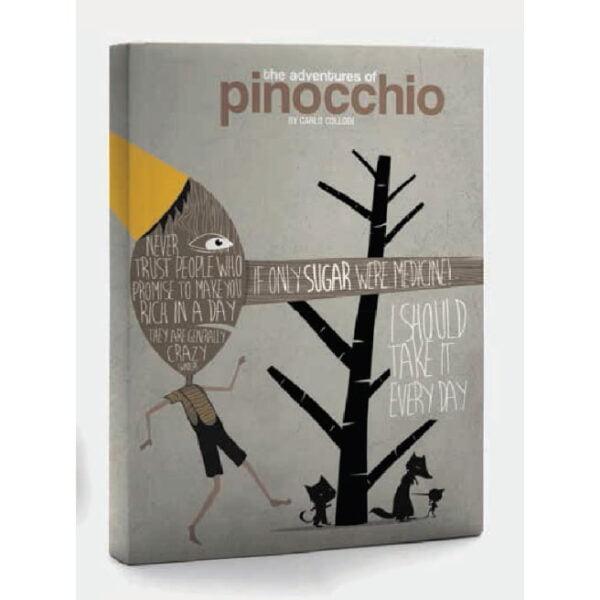 Notebook - Pinocchio