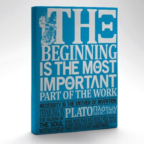 Notebook - Plato