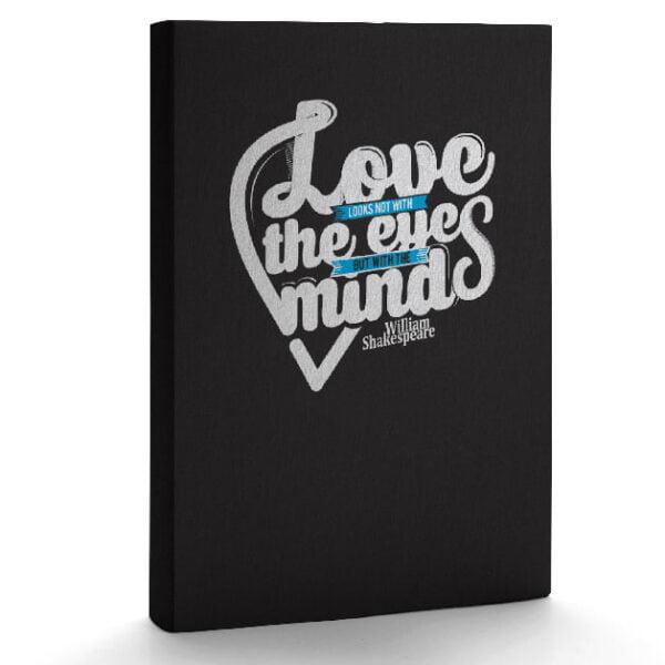 Notebook - Shakespeare New