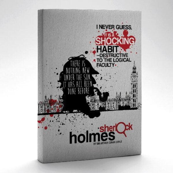 Notebook - Sherlock Holmes