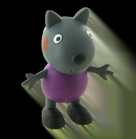 Peppa-Pig-Danny Dog