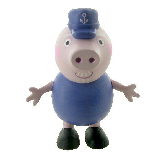 Peppa Pig Grandfather