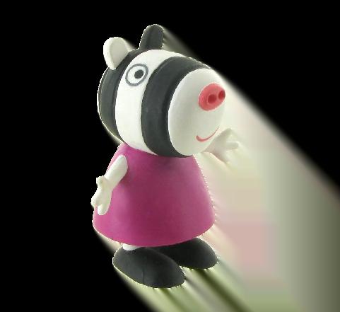 Peppa-Pig-Zoe-Zebra