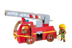 PlayMais FTP Firetruck