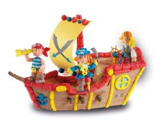 PlayMais Pirates Box
