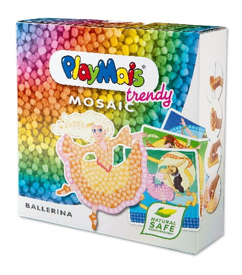 PlayMais Trendy Mosaic Ballerina