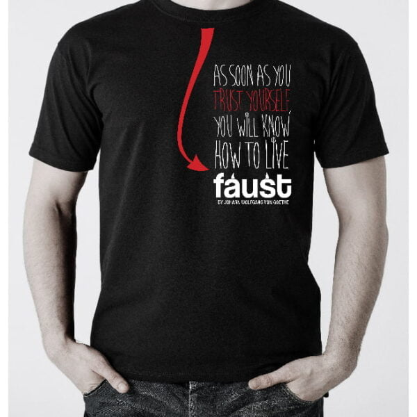 T-shirt - Faust