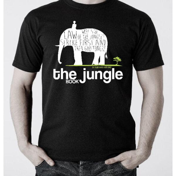 T-shirt - Jungle Book