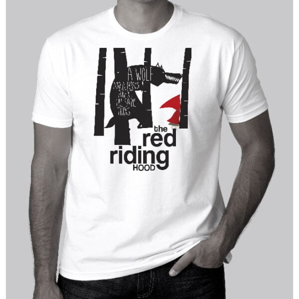 T-shirt - Little Reed Riding Hood