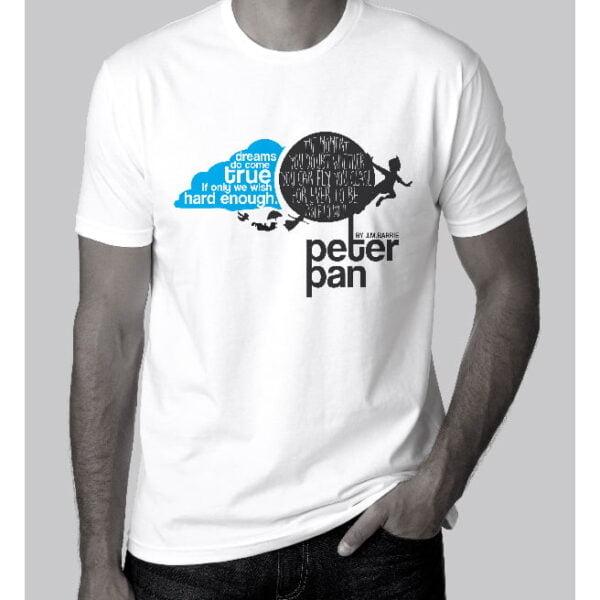 T-shirt - Peter Pan