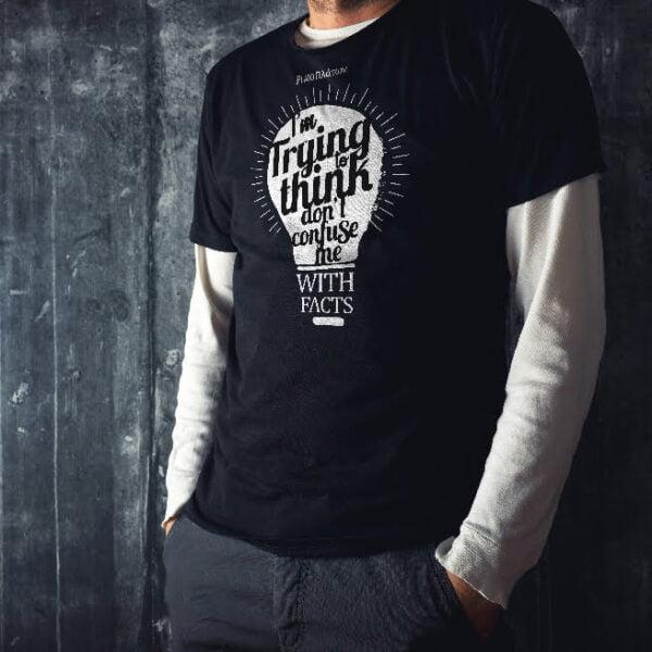 T-shirt - Plato New