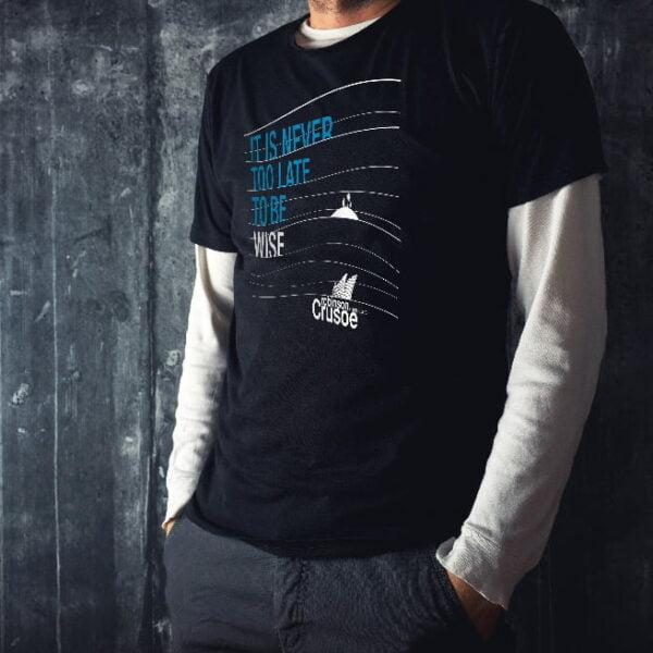 T-shirt - Robinson Crusoe