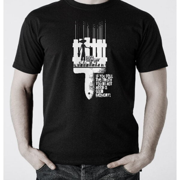T-shirt - Tom Sawyer