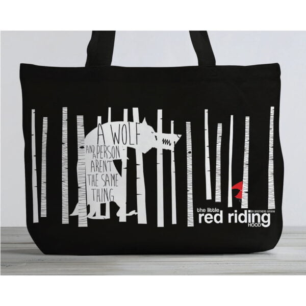 ToteBag - Little red Ridin Hood