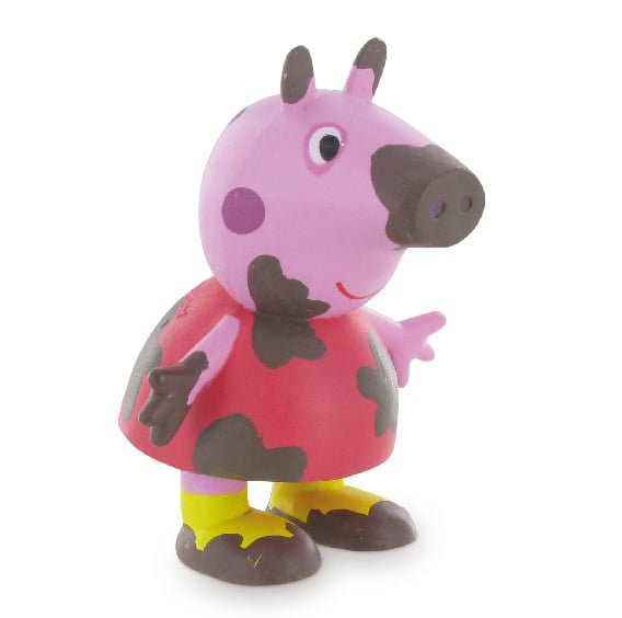 PEPPA on the mud