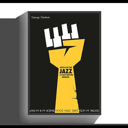 poster George Gershwin