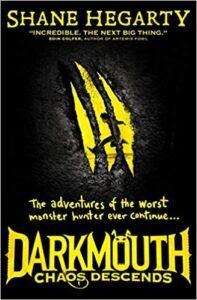 Darkmouth # 3