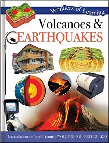 Discover Volcanoes and Earthquakes