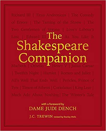 The Shakespeare Companion