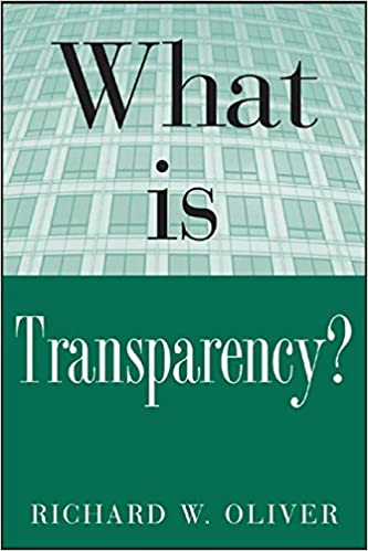 What is Transparency
