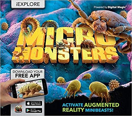 iExplore - Micromonsters
