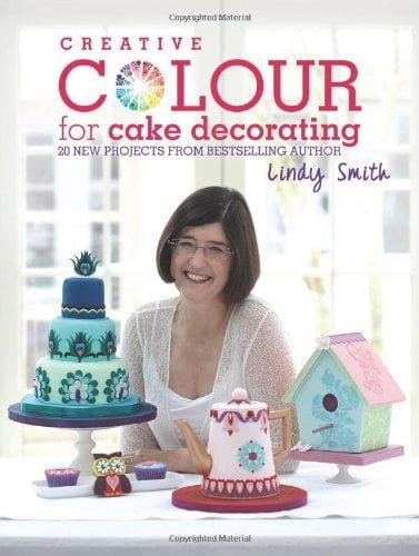 creative colour for cake decor