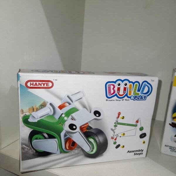 Build & play Мотор
