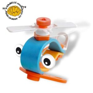 build and play helicopter