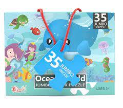 ocean world jumbo puzzle
