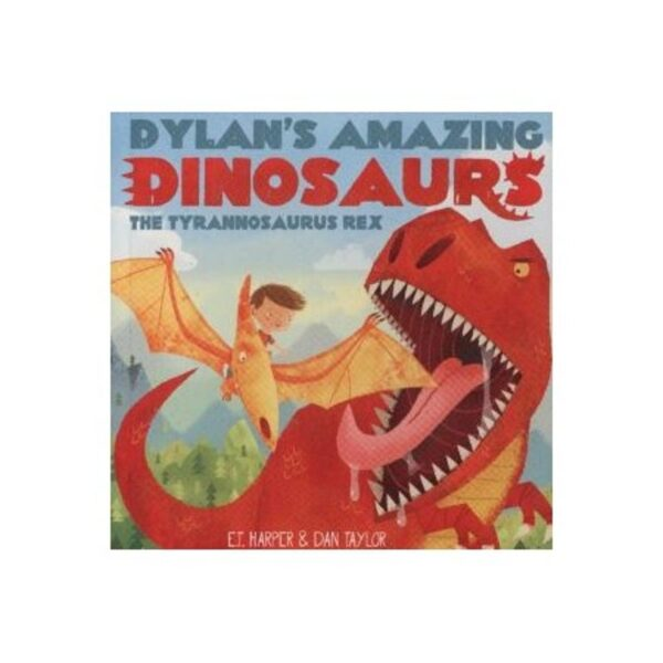 dylan's amazing dinosaurs